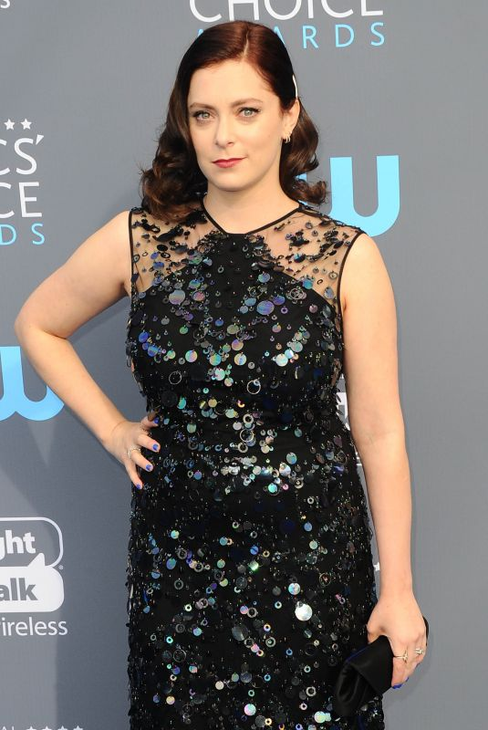 RACHEL BLOOM at 2018 Critics