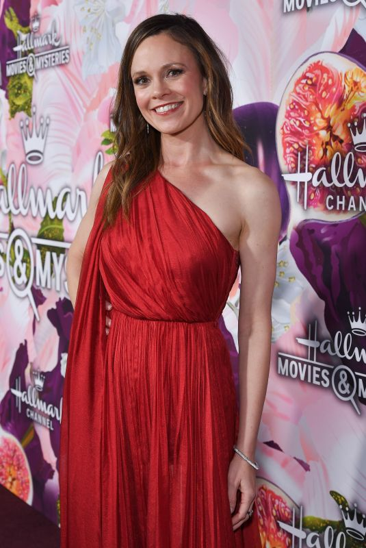 RACHEL BOSTON at Hhallmark Channel All-star Party in Los Angeles 01/13/2018