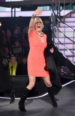 RACHEL JOHNSON at Celebrity Big Brother Eviction Night in London 01/19/2018