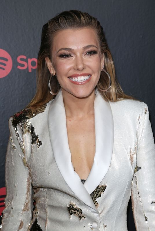 RACHEL PLATTEN at 2018 Spotify Best New Artists Party in New York 01/25/2018