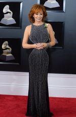 REBA MCENTIRE at Grammy 2018 Awards in New York 01/28/2018