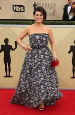 REBEKKA JOHNSON at Screen Actors Guild Awards 2018 in Los Angeles 01/21/2018