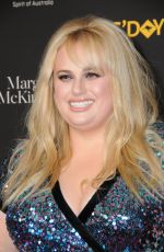 REBEL WILSON at 15th Annual G