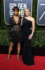 REESE WITHERSPOON at 75th Annual Golden Globe Awards in Beverly Hills 01/07/2018