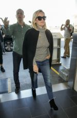 REESE WITHERSPOON at LAX Airport in Los Angeles 01/28/2018