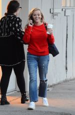 REESE WITHERSPOON Out in West Hollywood 01/05/2018