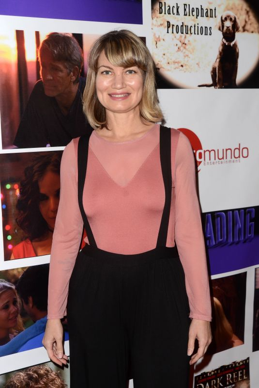 RENA RIFFEL at Sreading Darkness Premiere in Los Angeles 01/19/2018