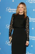 RHONDA FORLAW at Paramount Network Launch Party at Sunset Tower in Los Angeles 01/18/2018