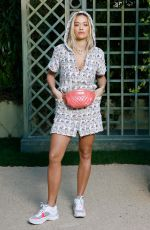 RITA ORA at Chanel Show at Spring/Summer 2018 Haute Couture Fashion Week in Paris 01/23/2018