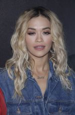 RITA ORA at Delta Airlines Pre-grammy Party in New York 01/25/2018