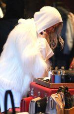 RITA ORA Out Shopping in Aspen 01/01/2018