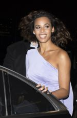ROCHELLE HUMES at National Television Awards in London 01/23/2018