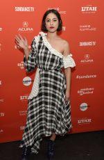 ROSA SALAZAR at Un Traductor Premiere at 2018 Sundance Film Festival in Park City 01/19/2018