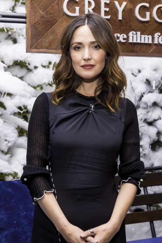 ROSE BYRNE at Grey Goose Bluedoor Lounge at Sundance Film Festival 01/19/2018