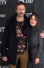 ROSE BYRNE at Variety Studio at Sundance Film Festival 01/19/2018