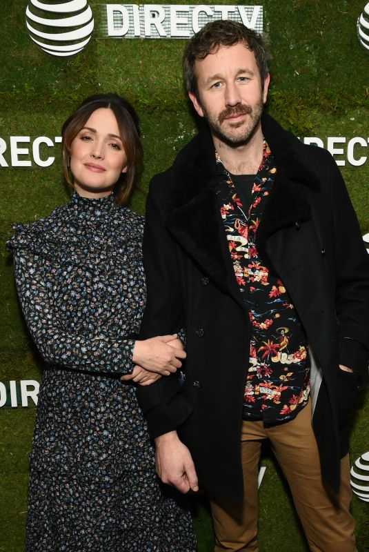 ROSE BYRNE at Variety Studio at Sundance Film Festival 01/19/2018