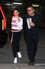 ROSE MCGOWAN Arrives at a Grammy After Party in New York 01/28/2018