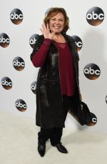 ROSEANNE BARR at ABC All-star Party at TCA Winter Press Tour in Los Angeles 01/08/2018
