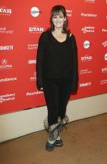 ROSEMARIE DEWITT at  2018 Sundance Film Festival in Park City 01/20/2018