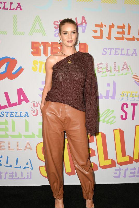 ROSIE HUNTINGTON-WHITELEY at Stella McCartney Show in Hollywood 01/16/2018