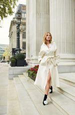 ROSIE HUNTINGTON-WHITELEY for Harper's Bazaar Magazine, UK March 2018