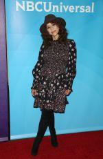 ROSIE PEREZ at NBC/Universal TCA Winter Press Tour in Los Angeles 01/09/2018