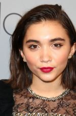 ROWAN BLANCHARD at Instyle and Warner Bros Golden Globes After-party in Los Angeles 01/07/2018