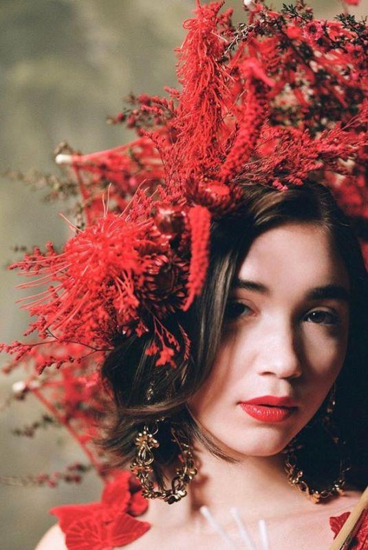 ROWAN BLANCHARD for Rodarte, Fall 2018 Ready-to-Wear Collection