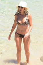 ROXY JACENKO in Bikini at Bondi Beach in Sydney 01/06/2018