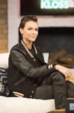 RUBY ROSE and KARLIE KLOSS at Movie Night with Karlie Kloss 01/03/2018