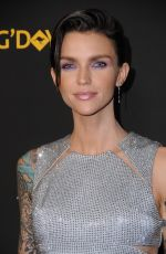 RUBY ROSE at 15th Annual G