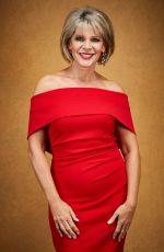 RUTH LANGSFORD at National Television Awards in London 01/23/2018