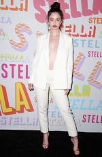 SABRINA CLAUDIO at Stella McCartney Show in Hollywood 01/16/2018
