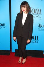 SADIE CALVANO at Mom 100 Episodes Celebration in Los Angeles 01/27/2018