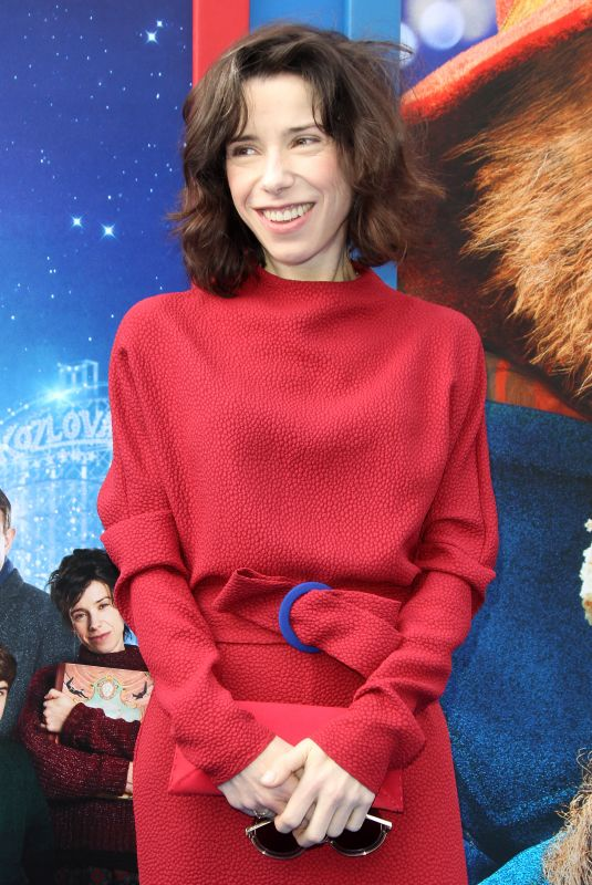 SALLY HAWKINS at Paddington 2 Premiere in Los Angeles 01/06/2018