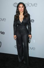 SALMA HAYEK at 75th Annual Golden Globe Awards in Beverly Hills 01/07/2018