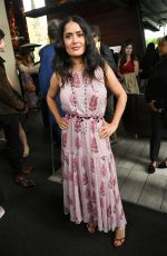 SALMA HAYEK at Film Independent Spirit Awards Nominee Brunch in Los Angeles 01/06/2018