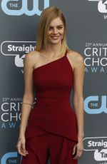 SAMARA WEAVING at 2018 Critics