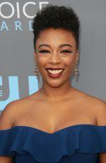 SAMIRA WILEY at 2018 Critics