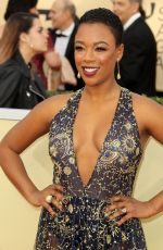 SAMIRA WILEY at Screen Actors Guild Awards 2018 in Los Angeles 01/21/2018