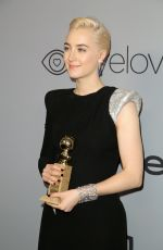 SAOIRSE RONAN at Instyle and Warner Bros Golden Globes After-party in Los Angeles 01/07/2018