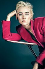 SAOIRSE RONAN in Entertainment Weekly, February 2018