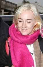 SAOIRSE RONAN Out in Los Angeles 01/08/2018