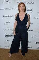 SARAH RAFFERTY at Entertainment Weekly Pre-SAG Party in Los Angeles 01/20/2018