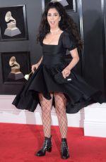 SARAH SILVERMAN at Grammy 2018 Awards in New York 01/28/2018