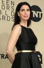SARAH SILVERMAN at Screen Actors Guild Awards 2018 in Los Angeles 01/21/2018