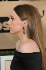 SARAH SUTHERLAND at Screen Actors Guild Awards 2018 in Los Angeles 01/21/2018