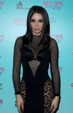 SCHEANA SHAY at Sex Tips for Straight Women From a Gay Man VIP Premiere in Las Vegas 01/11/2018