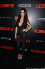 SCHEANA SHAY at Tthe Commuter Premiere in New York 01/08/2018