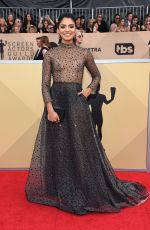 SHAKIRA BARRERA at Screen Actors Guild Awards 2018 in Los Angeles 01/21/2018